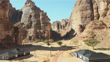فندق 5 نجوم لعشاق الصحراء تم إنشاؤه في شهرين