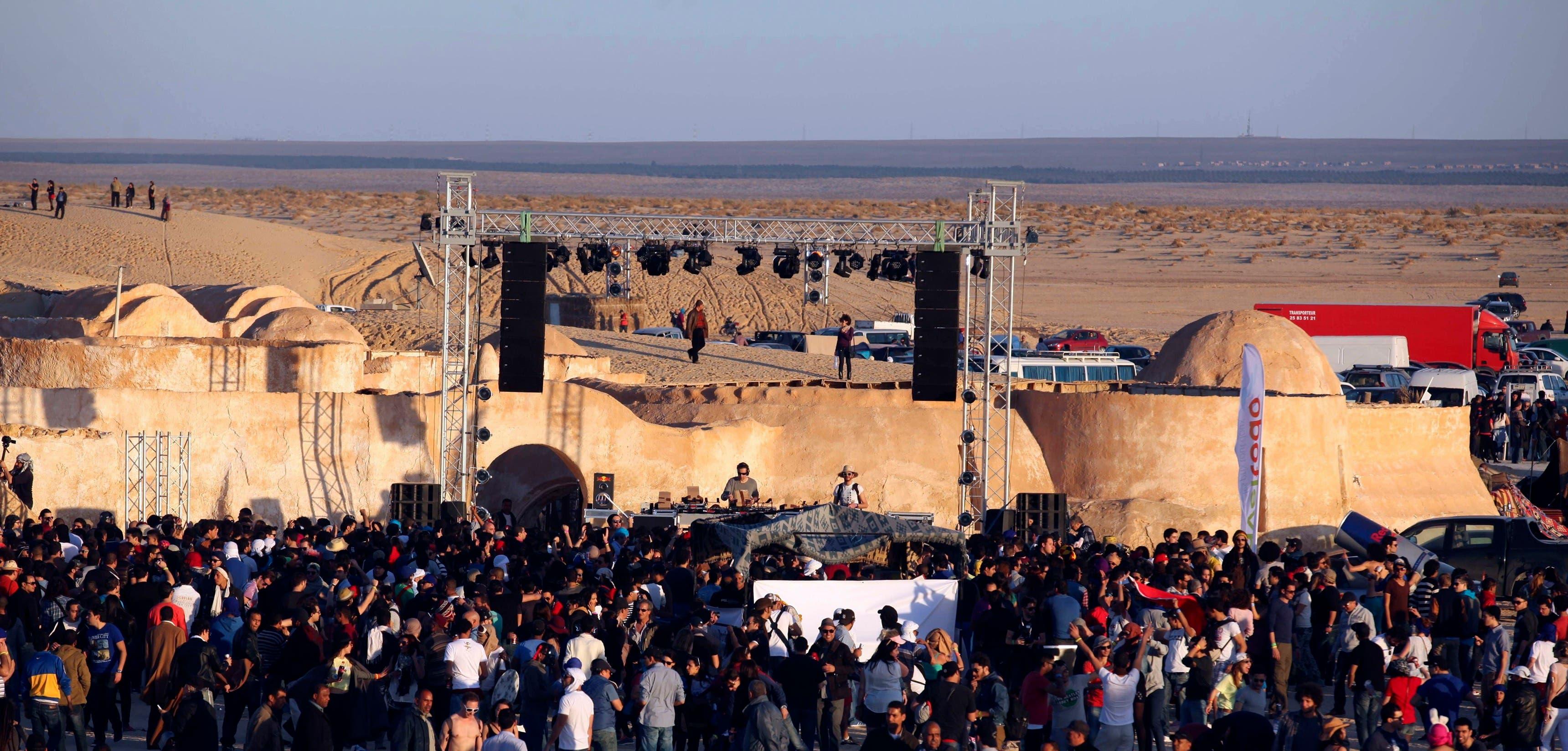 Tunisia's Electronic Music Festival