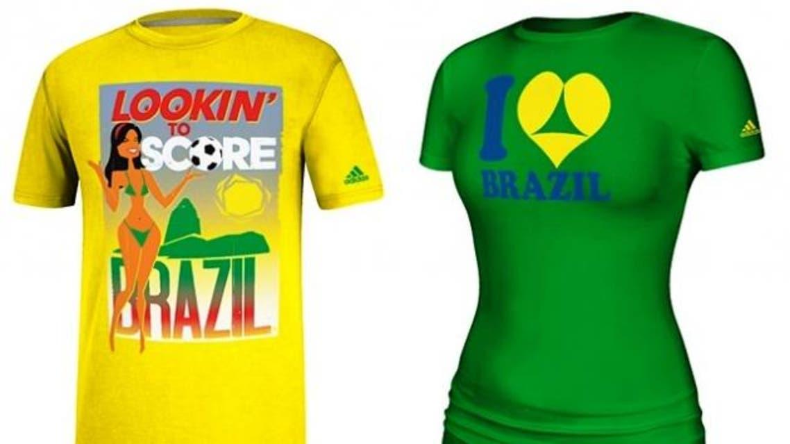 آدیداس برزیل