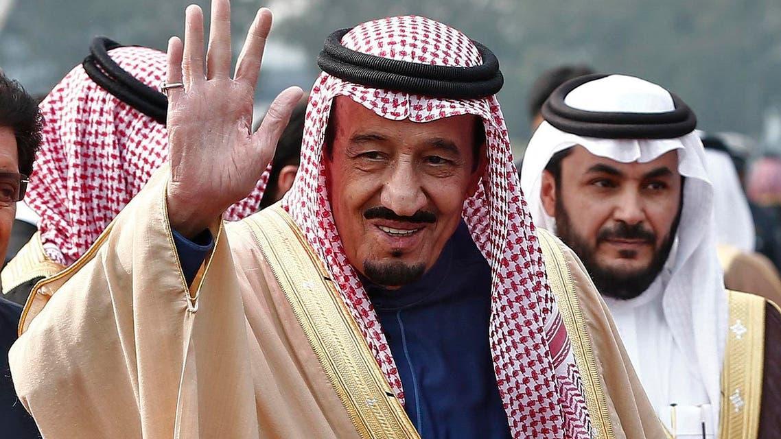 الأمير سلمان يصل الهند