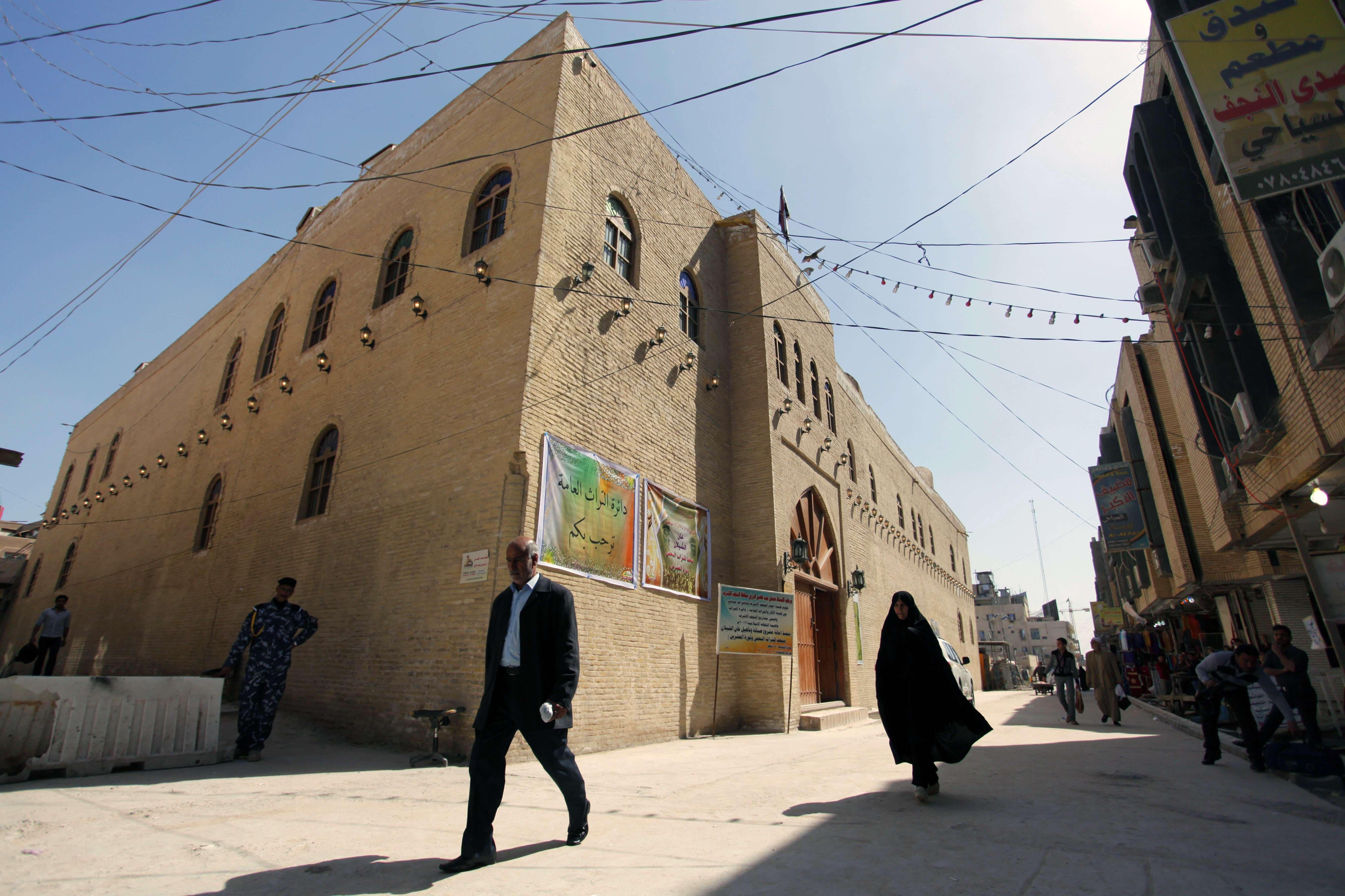 Iraqi museum opens to commemorate uprising against British occupation