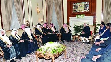 الأمير سلمان: توسيع التعاون في القطاع الخاص مع الهند