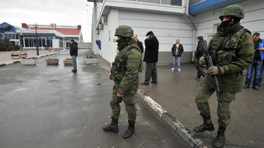 مطار القرم مجدداً في قبضة مسلحين موالين لروسيا