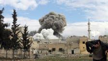 فيديوهات من سوريا: براميل متفجرة وقصف واعتقالات