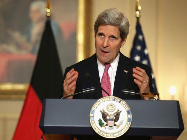 كيري: روسيا وعدت باحترام وحدة أوكرانيا الترابية