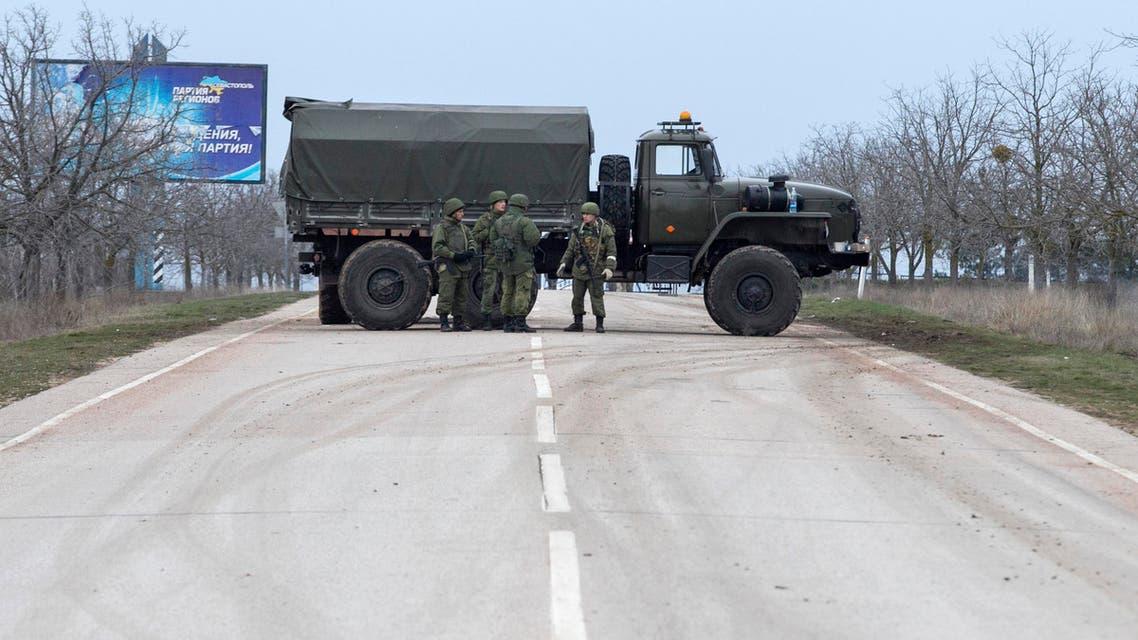 Tension rises in Ukraine