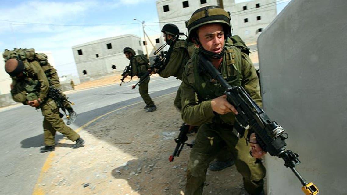 جيش إسرائيلي