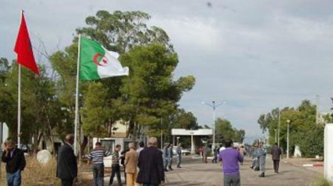 حدود المغرب مع الجزائر