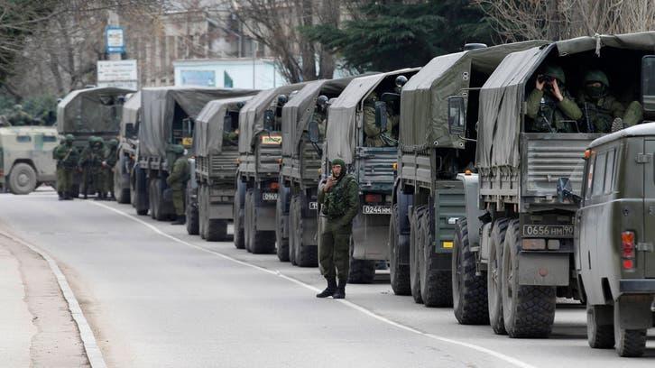 معارك عنيفة بالمدفعية ليلا في دونيتسك بأوكرانيا