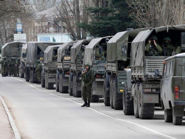القوات الروسية تنسحب تدريجياً من أوكرانيا