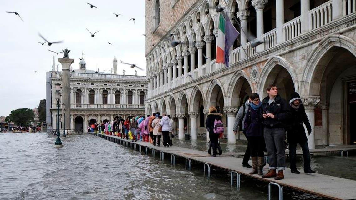 Venice REuterus