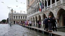 Anti-cruise ship protesters target Venice film festival