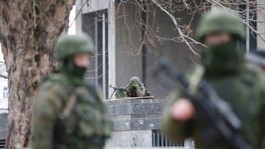 """""""الاتحاد الروسي"""" يفوض بوتين التدخل عسكريا بأوكرانيا"""