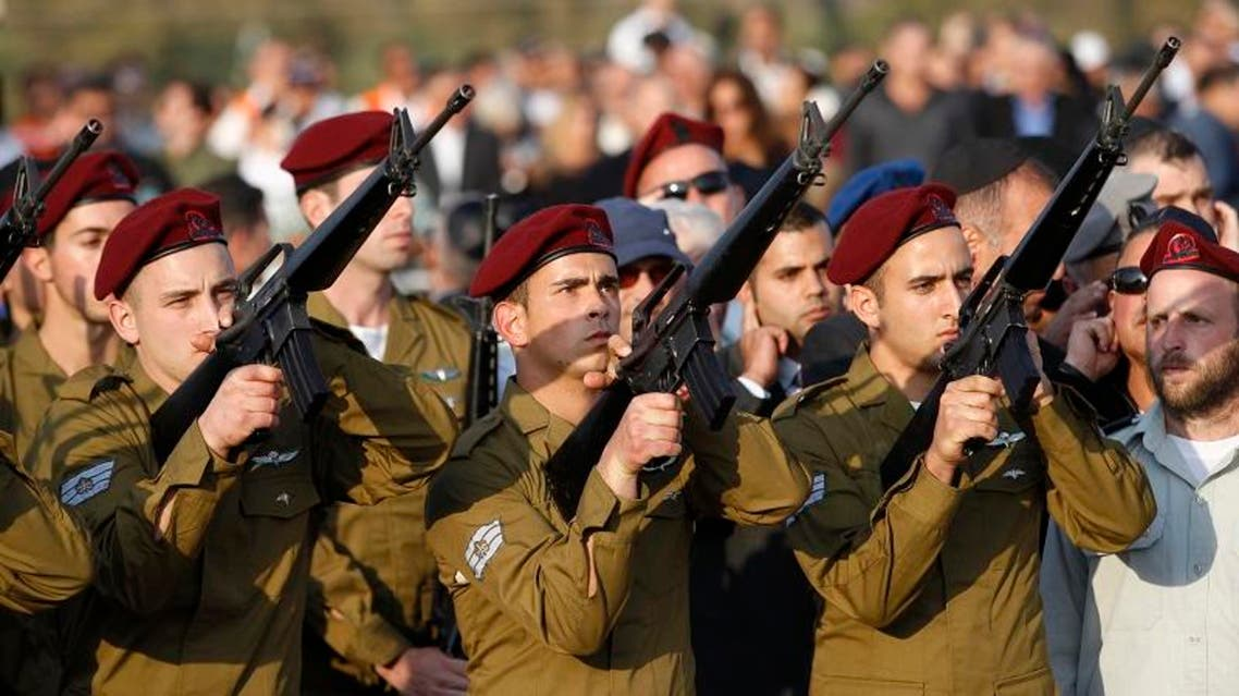 An Israeli military spokeswoman said soldiers identified a number of suspects in the area late on Friday. (File photo: Reuters)