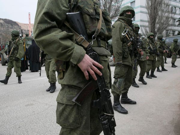 """صدام بين ألفي شخص من """"تتار القرم"""" والشرطة الأوكرانية"""