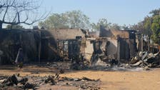 Twin blasts hit Boko  Haram's stronghold city in northern Nigeria