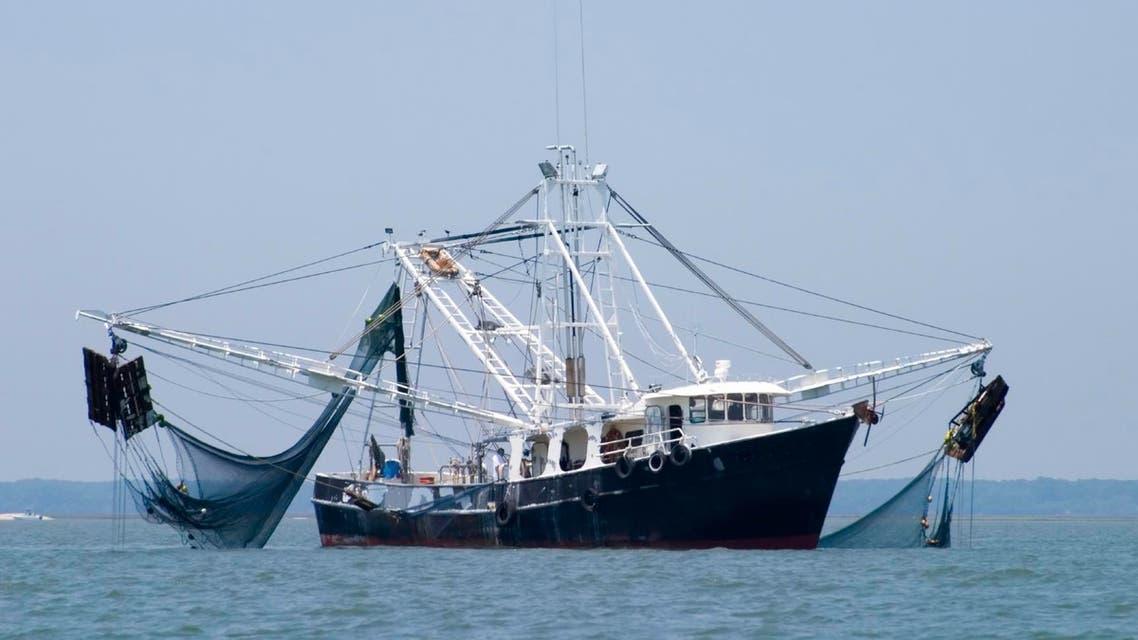 سفينة صيد اسماك