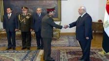 مصر کی نئی عبوری حکومت میں السیسی کے عہدے برقرار