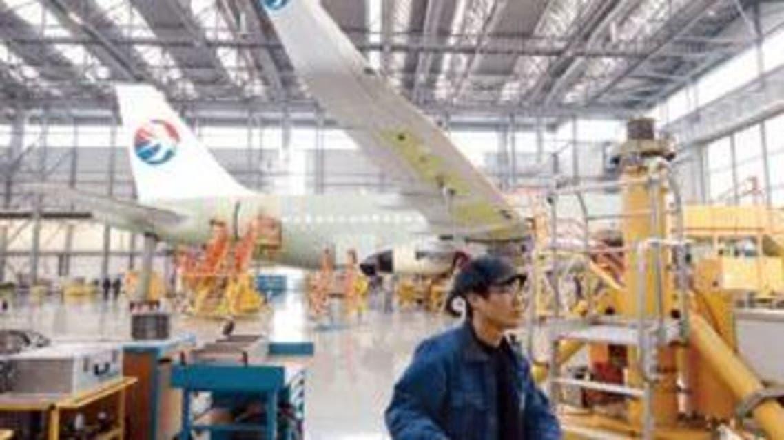 مصنع إيرباص بالصين