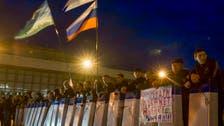 Ukraine navy chief switches allegiance to Crimea pro-Russia authorities
