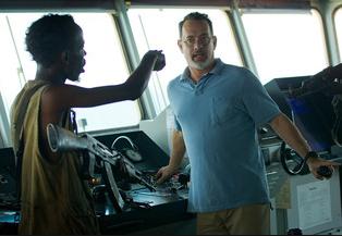 برخد عبدي أدى أداء باهراً في فيلم Captain Phillips مع توم هانكس