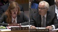 سجال روسي أميركي حول أوكرانيا بمجلس الأمن