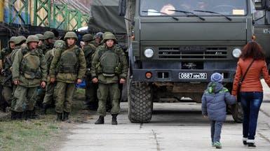 رئيس الوزراء الأوكراني: لن نتخلى عن القرم لأي أحد