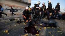 Ministry: Bomb kills three police in Bahrain