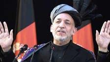افغان جنگ ملک کے مفاد میں نہیں لڑی گئی: حامد کرزئی