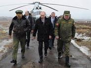 معارضون روس: أدلة على تدخل موسكو عسكريا بأوكرانيا
