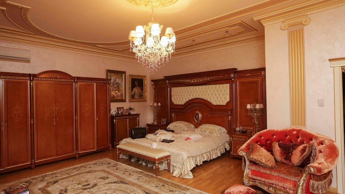القصر الرئاسي الاوكراني
