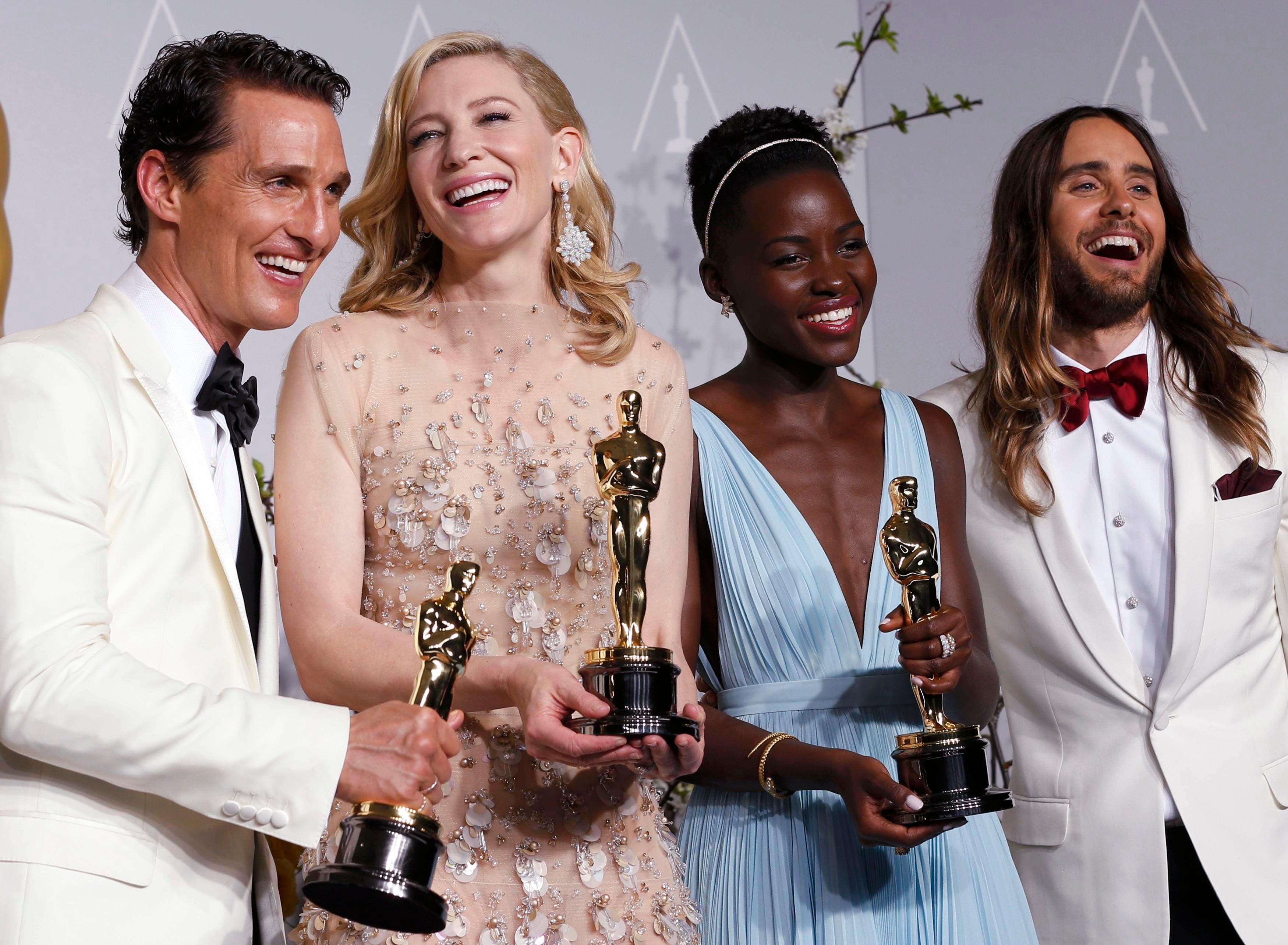 Oscar 2014 winners