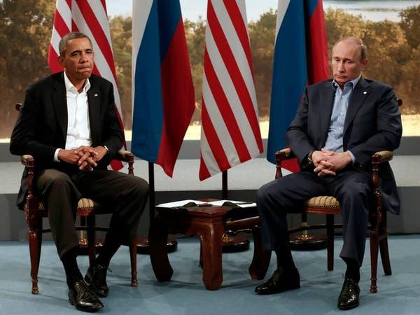 أوباما لبوتين: فاتورة التدخل في أوكرانيا ستزيد