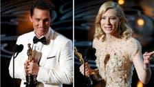 Oscars 2014 winners share Academy spoils