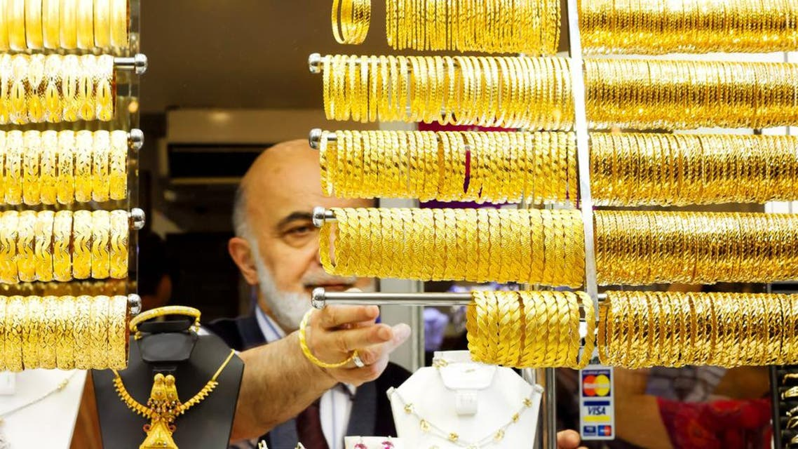 Gold prices have risen more than 12 percent this year, having shed 28 percent in 2013. (File photo: Reuters)