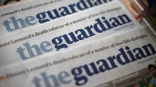 Britain's Guardian Media sees first revenue rise in 5 years