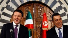 Italy's new PM makes Tunisia his first port of call