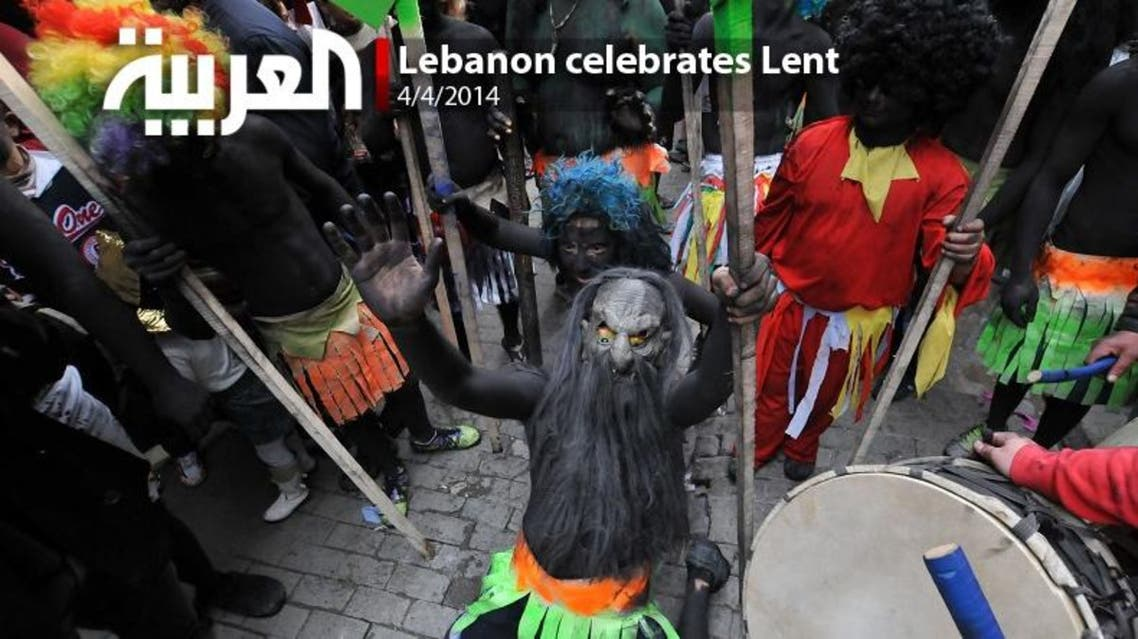 Lebanon celebrates Lent