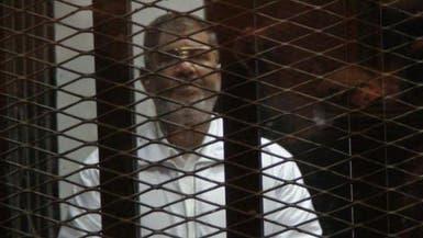نجل النائب العام الراحل يمثل النيابة بقضية تخابر #مرسي