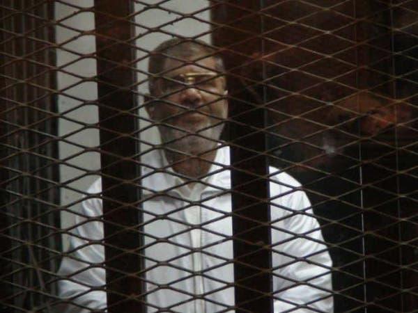 مصر.. تأجيل محاكمة مرسي وقيادات الإخوان في التخابر