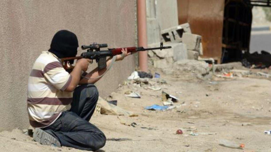 مسلح في العراق