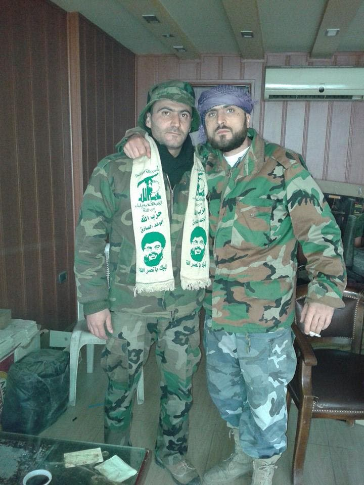 Los Angeles gang members in Syria (Photo courtesy: Facebook).