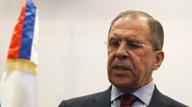 لافروف: التهديد بعقوبات لن يغير موقفنا من أوكرانيا