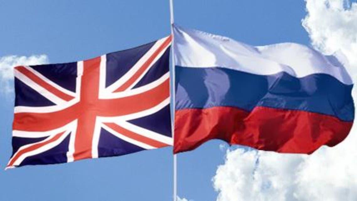 روسيا بريطانيا