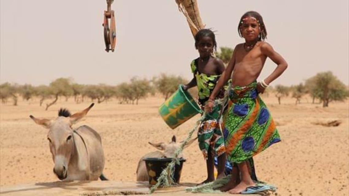 اطفال في موريتانيا