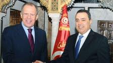 لافروف في تونس لبحث العلاقات التجارية وسوريا وليبيا