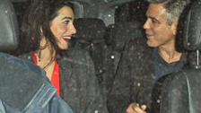 Clooney ditches Oscars for budding Lebanese 'romance'