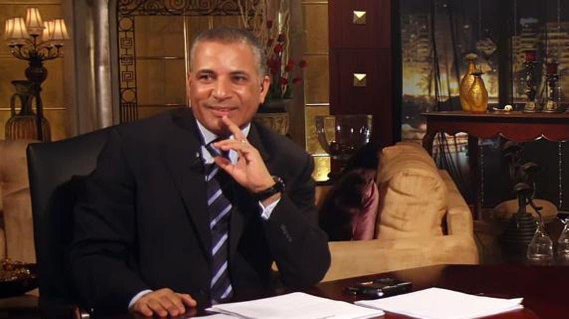 المذيع أحمد موسى