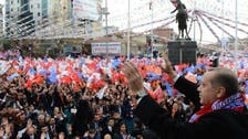 Erdogan 'ready to quit' if party loses local polls