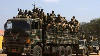 انتشار للجيش حول القصر الرئاسي في جوبا